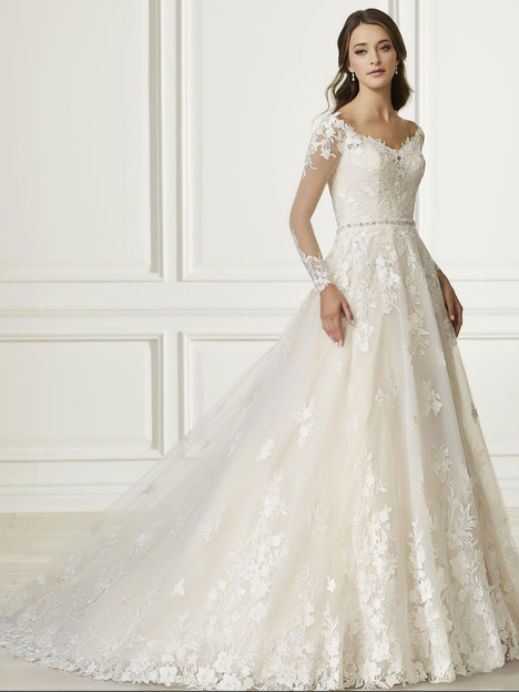 31098 Wedding Dress By Adrianna Papell The Dressfinder Canada